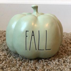 Rae Dunn Fall Mini Pumpkin